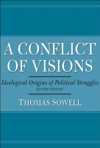 9780465081462: A Conflict of Visions