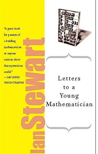 9780465082322: Letters to a Young Mathematician (Art of Mentoring (Paperback))