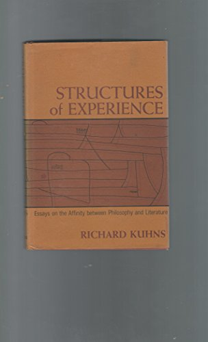 9780465082421: Structures of Experience: Essays on the Affinity Between Philosophy and Literature