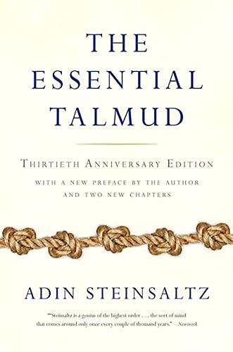 9780465082735: The Essential Talmud
