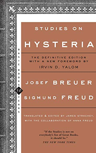Studies on Hysteria (Basic Books Classics): Breuer, Joseph; Freud,