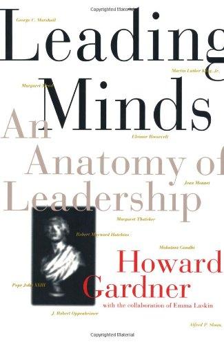 9780465082803: Leading Minds: An Anatomy of Leadership