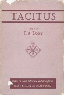 Tacitus: Dorey, T.A., Editor
