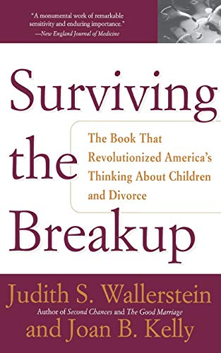 9780465083459: Surviving The Breakup: How Children And Parents Cope With Divorce