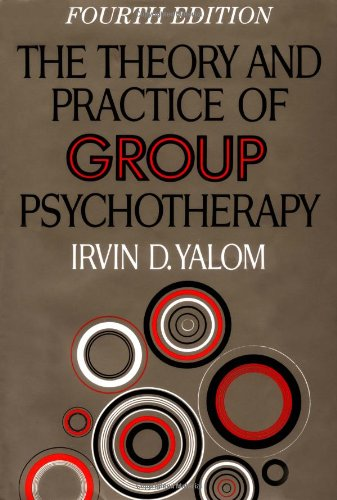 The Theory and Practice of Group Psychotherapy 3rd Ed. -