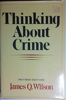 9780465085507: Thinking Abt Crime Rev