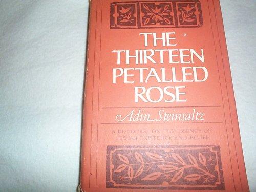 9780465085606: 13 Petalled Rose