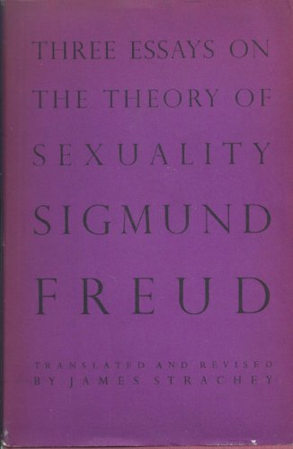 9780465086078: 3 Essays in Sexuality