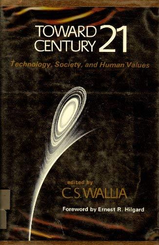 9780465086467: Toward Century 21