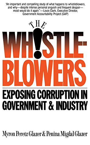 9780465091744: Whistleblowers