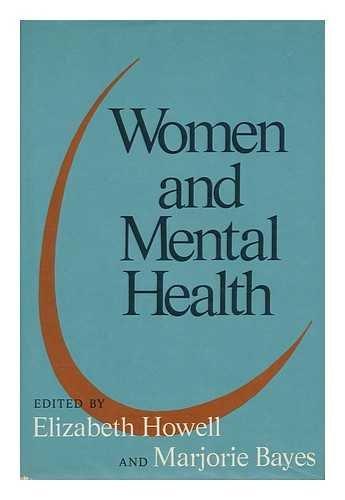 Women & Mental Health: Howell, Robert E