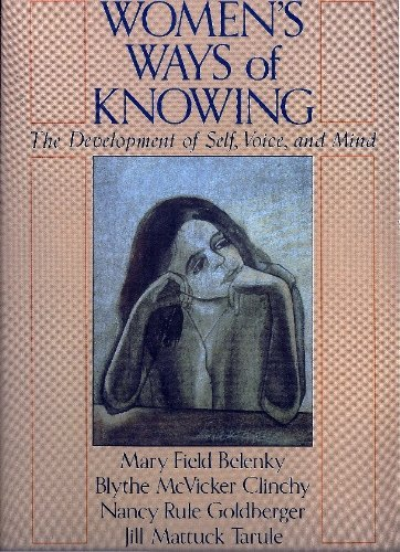 9780465092123: Womens Ways Of Knowing