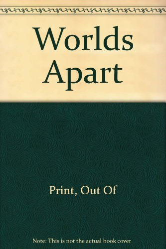 9780465092444: Worlds Apart