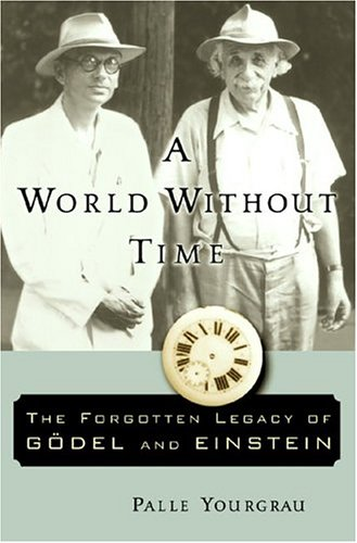 9780465092932: A World Without Time: The Forgotton Legacy Of Godel And Einstein
