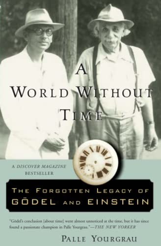 9780465092949: A World without Time: The Forgotten Legacy of Godel and Einstein