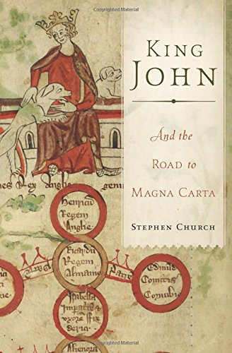 King John: And the Road to Magna: Church, Stephen