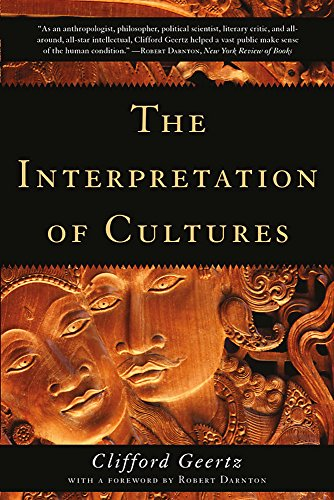 9780465093557: The Interpretation of Cultures