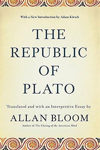 9780465094080: The Republic of Plato