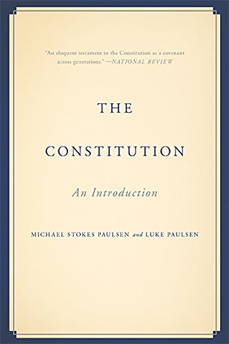 9780465094103: The Constitution: An Introduction