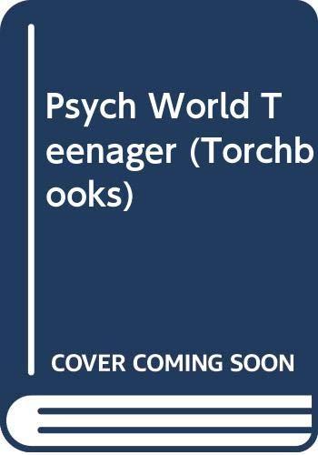 9780465095070: Psych World Teenager