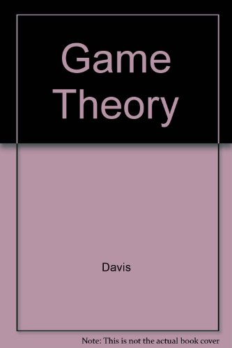 9780465095100: Game Theory