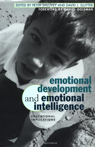 9780465095872: Emotional Development and Emotional Intelligence: Educational Implications