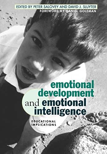 9780465095872: Emotional Development And Emotional Intelligence: Educational Implications