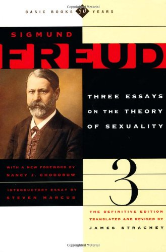 9780465097081: Three Essays on the Theory of Sexuality