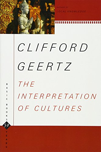 9780465097197: The Interpretation of Cultures: Selected Essays (Basic Books Classics)