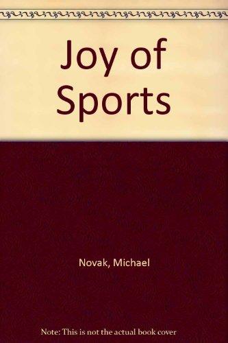 9780465097258: Joy of Sports