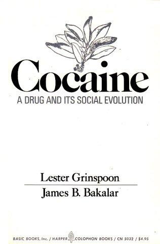 9780465097326: Cocaine