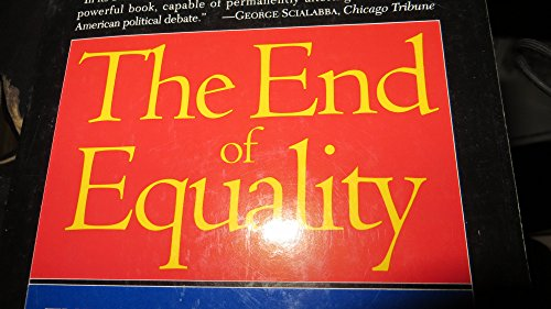 9780465098163: The End Of Equality