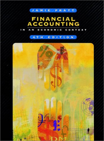 9780470001004: Financial Accounting in an Economic Context