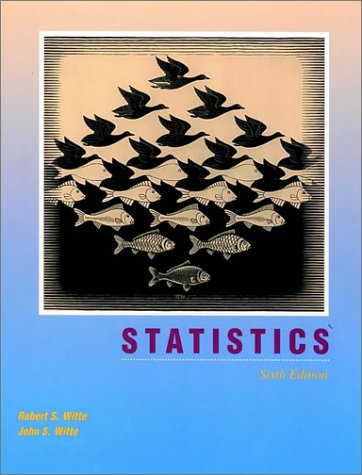 9780470001820: Statistics