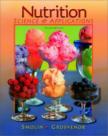 9780470002032: Nutrition: Science and Applications