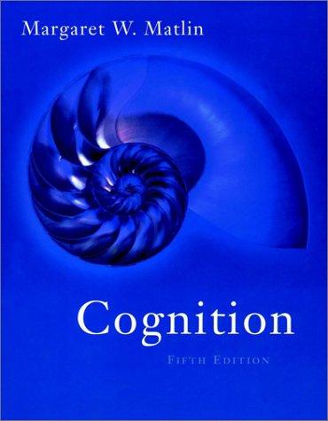 9780470002216: Cognition