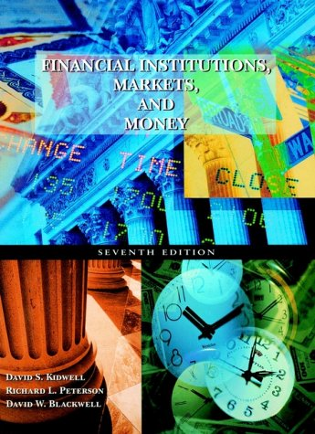 9780470004012: Financial Institutions, Markets & Money 7e (Wse)