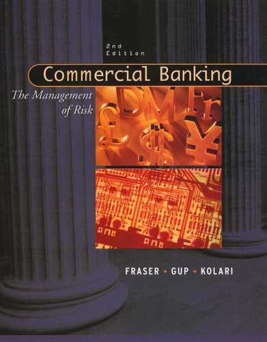 9780470004043: Commercial Banking: The Management of Risk