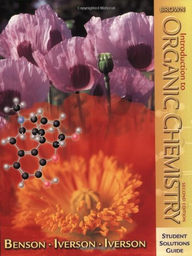 9780470004050: Student Solutions Guide to Accompany Introduction to Organic Chemistry