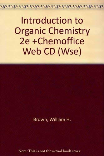 Introduction To Organic Chemistry, 2Nd Edition With Chemoffice Web Cd (Win/Mac Version 4.5)