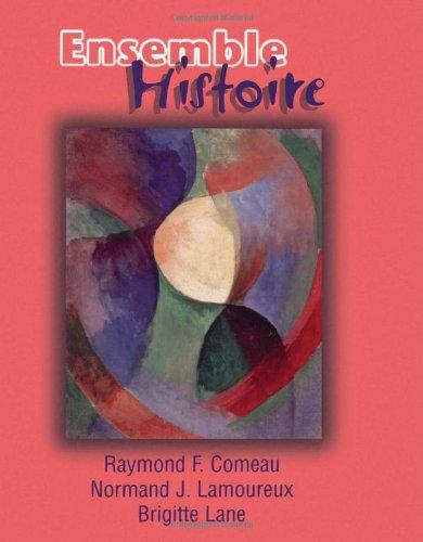 Ensemble Histoire: Comeau, Raymond F.;
