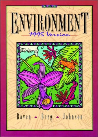 9780470006429: Environment, Updated 1995 Version