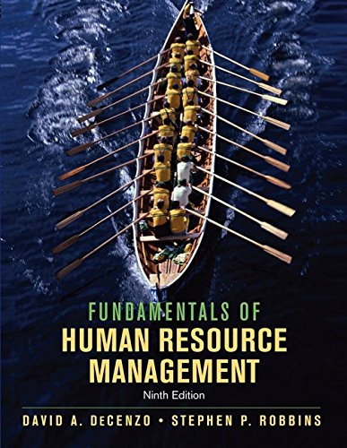 9780470007945: Fundamentals of Human Resource Management