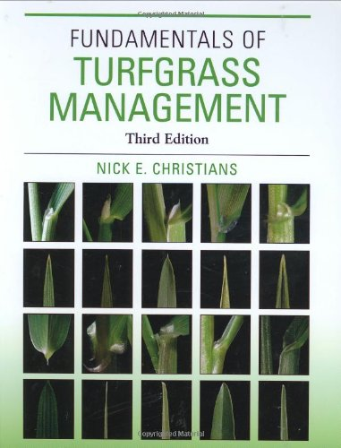 9780470008409: Fundamentals of Turfgrass Management
