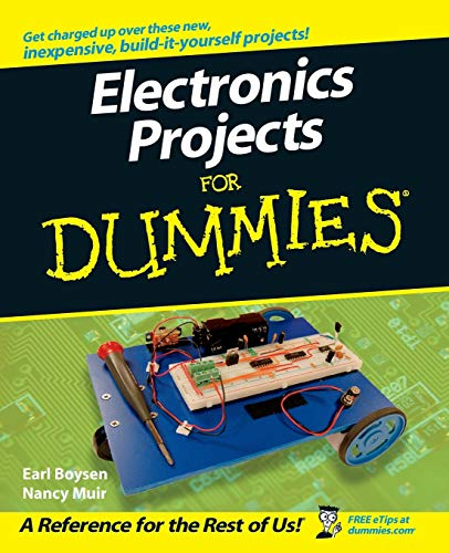 9780470009680: Electronics Projects For Dummies