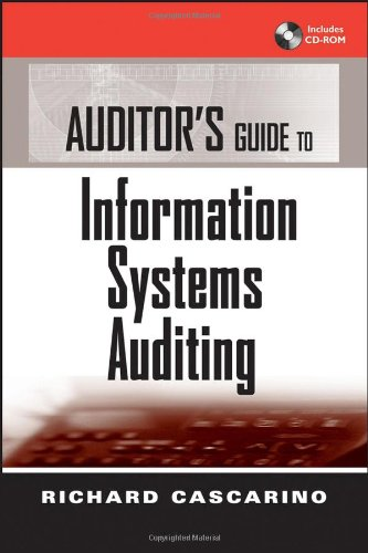 9780470009895: Auditor's Guide to Information Systems Auditing