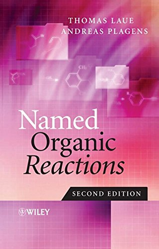 9780470010402: Named Organic Reactions