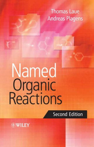 9780470010419: Named Organic Reactions