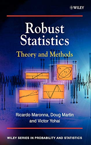 9780470010921: Robust Statistics: Theory And Methods