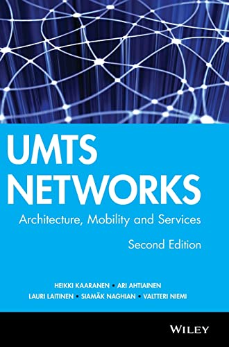 9780470011034: UMTS Networks: Architecture, Mobility and Services